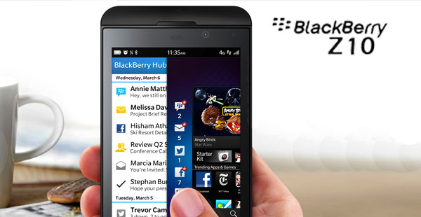 Demandan a BlackBerry por falsedad documental