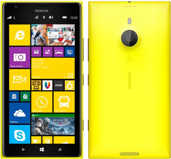 El Nokia Lumia 1520 costará 700 euros en Europa