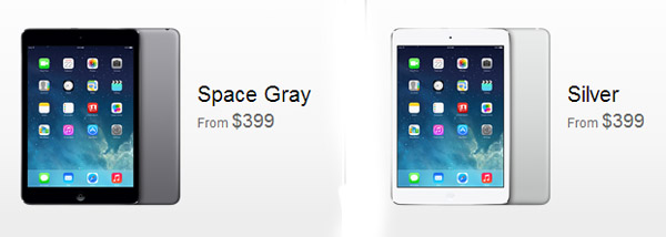 Llegan los nuevos modelos del iPad