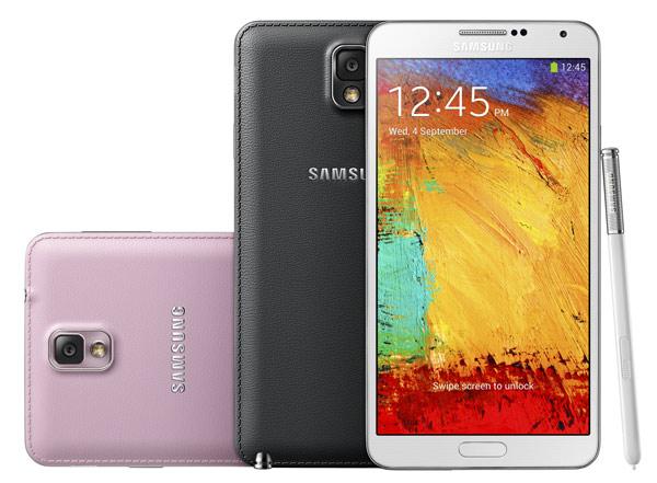 El Samsung Galaxy Note 3 supera los 5 millones de unidades vendidas