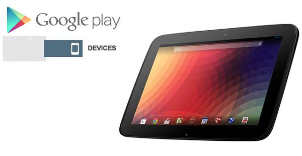 Google Play modificará su interfaz de usuario