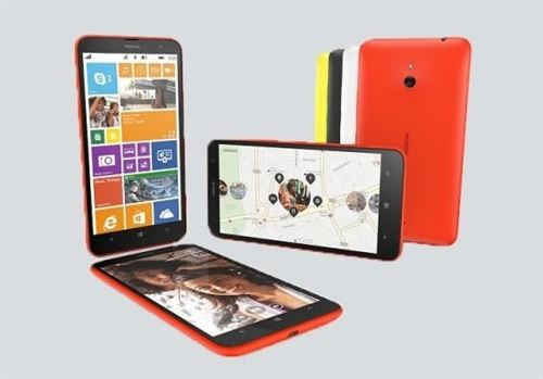 Nokia Lumia 1320, presentado oficialmente