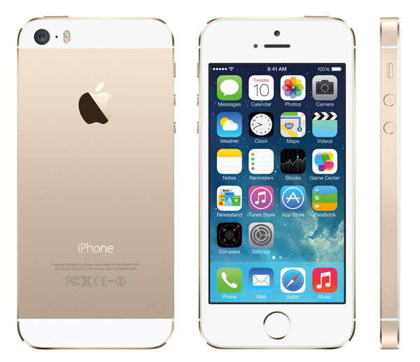 Te desvelamos los precios del iPhone 5S con Movistar