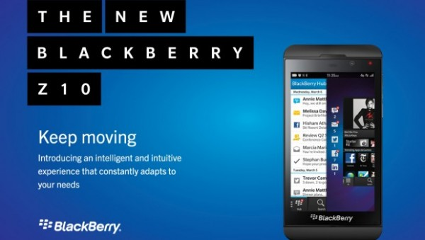 Anuncias nuevos despidos en BlackBerry