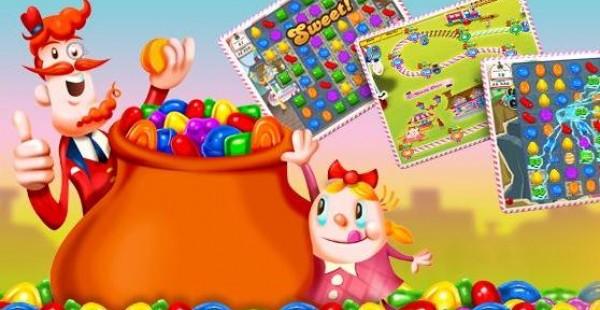 Candy Crush supera los 500 millones de descargas