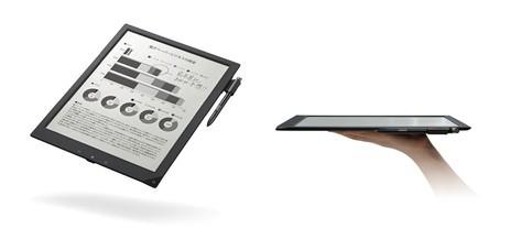Sony adelanta la venta de su cuaderno electrónico