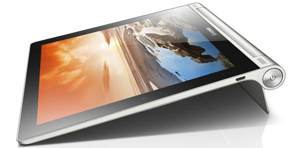 Lenovo anuncia sus dos tablets Yoga