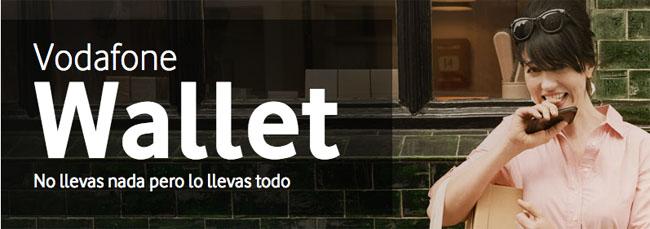 Wallet y SmartPass, los nuevos servicios para pagar con el móvil de Vodafone
