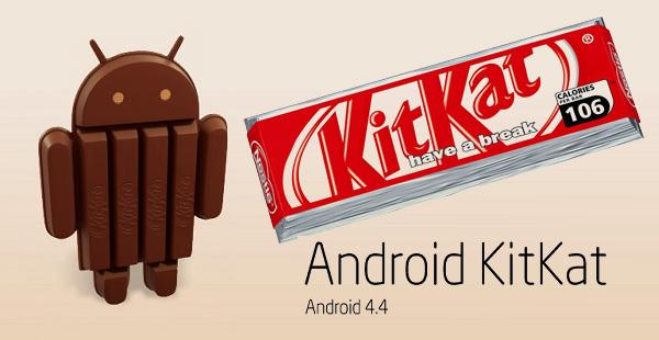 Las Nexus 7 y 10 reciben la actualización de Android 4.4 KitKat