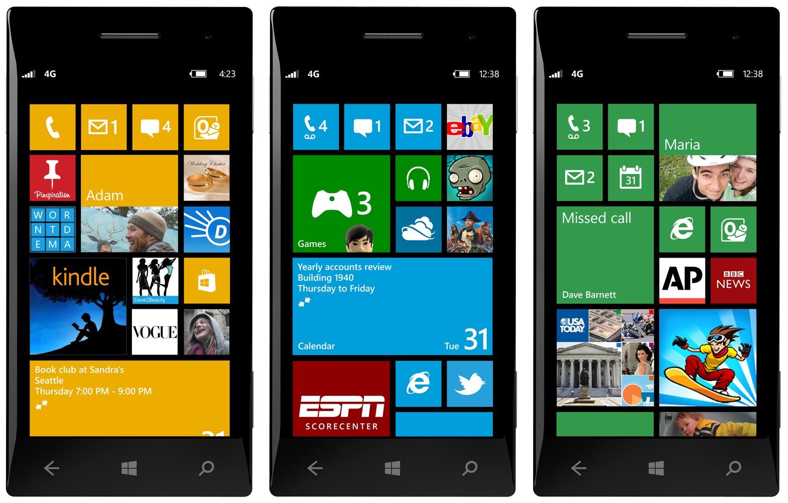Windows Phone crece un 156% en el último año