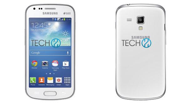 Samsung estaría trabajando en el Galaxy S Duos 2