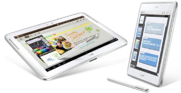 Samsung abrirá el año con nuevos modelos de tablets