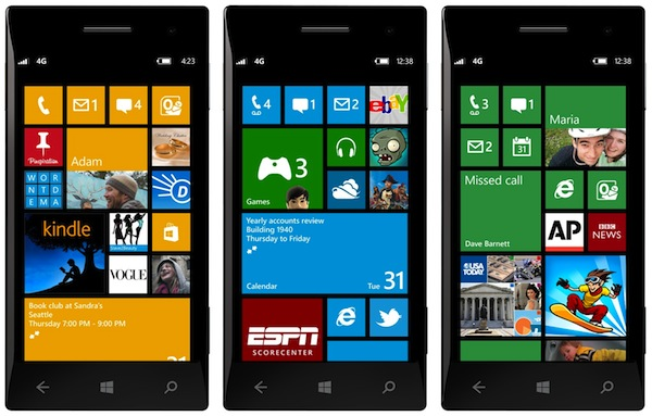 Nuevos datos sobre Windows Phone 9