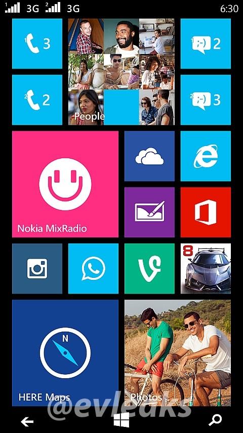 Muy pronto el primer smartphone de Nokia con doble SIM