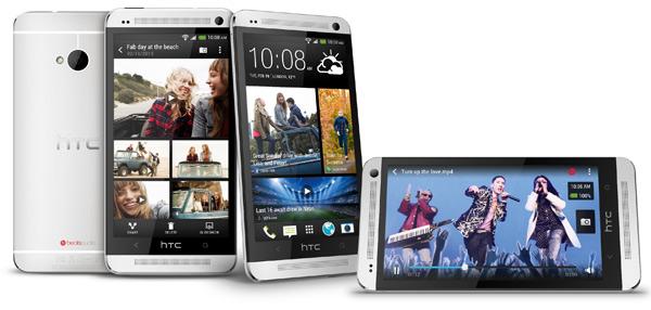 Los HTC One recibirán Android 4.4.2 en febrero