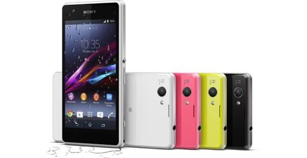 Sony anuncia su nuevo Xperia Z1 Compact