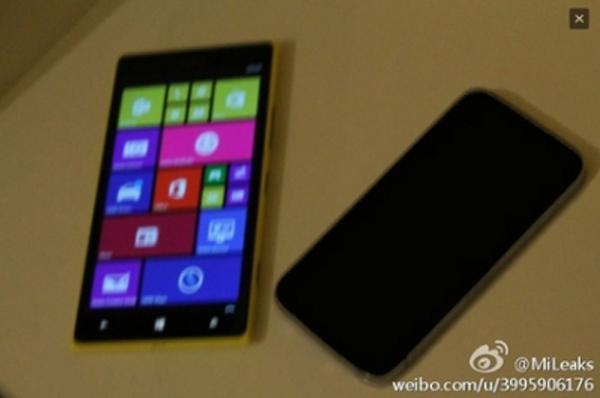 Aparecen nuevas imágenes del Nokia Lumia 1520 Mini