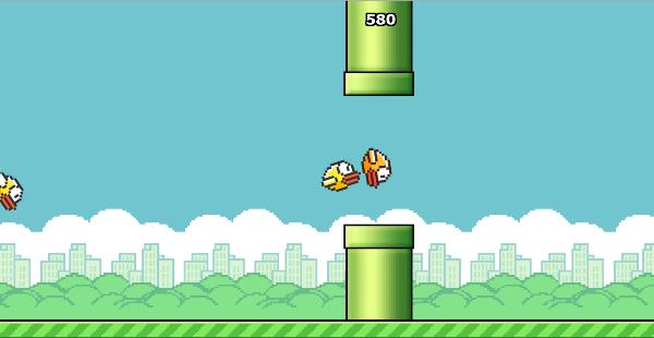 Flappy Bird gana 50 mil dólares al día