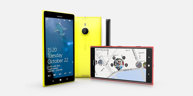Nokia lanzará en España sus primeros phablets a finales de este mes