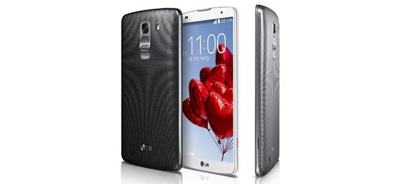LG presenta nueva versión del teléfono LG G Pro 2