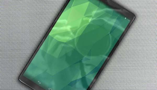 Muestran el nuevo prototipo de la tablet Nexus 8