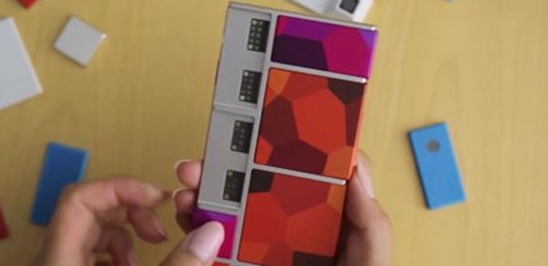 Google entra en el mercado de los teléfonos modulares