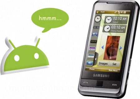 Samsung pudo comprar Android en 2005