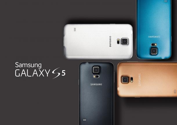 Nuevo Samsung Galaxy S5, un smartphone resistente al agua