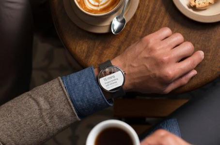 Detalles de Moto 360, el primer reloj inteligente de Motorola