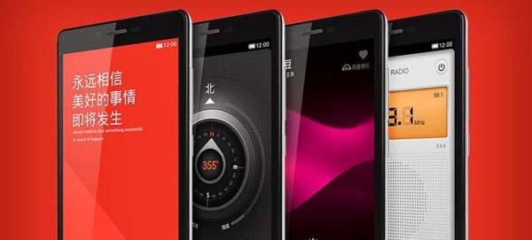 La compañía china Xiaomi presenta su nuevo phablet
