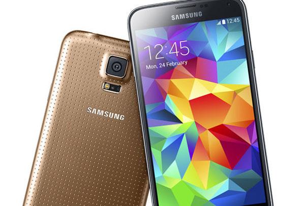 Vodafone será la encargada de comercializar el Samsung Galaxy S5 Gold