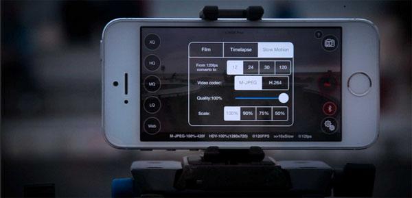 Ultrakam ofrece notables mejoras a la cámara del iPhone 5s