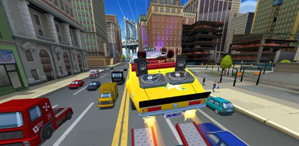 Anuncian nueva versión del juego Crazy Taxi para Android e iOS