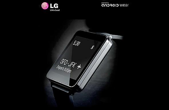 LG anuncia su nuevo reloj inteligente con Android Wear