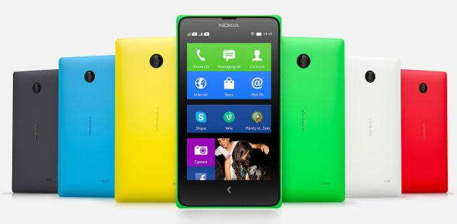 El Nokia X se agota en China en sólo 4 minutos