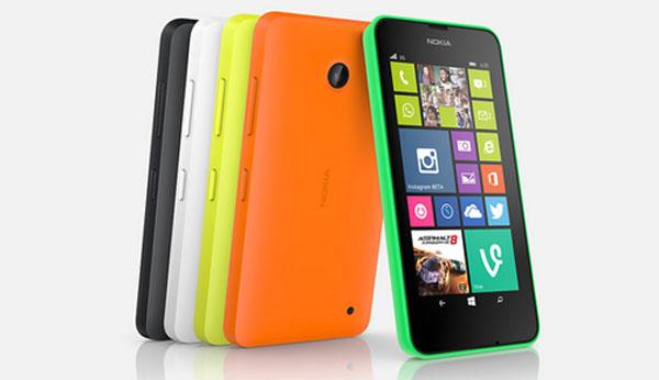 Descubre las características del nuevo teléfono Nokia Lumia 630