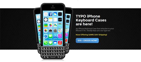 BlackBerry gana juicio contra Typo