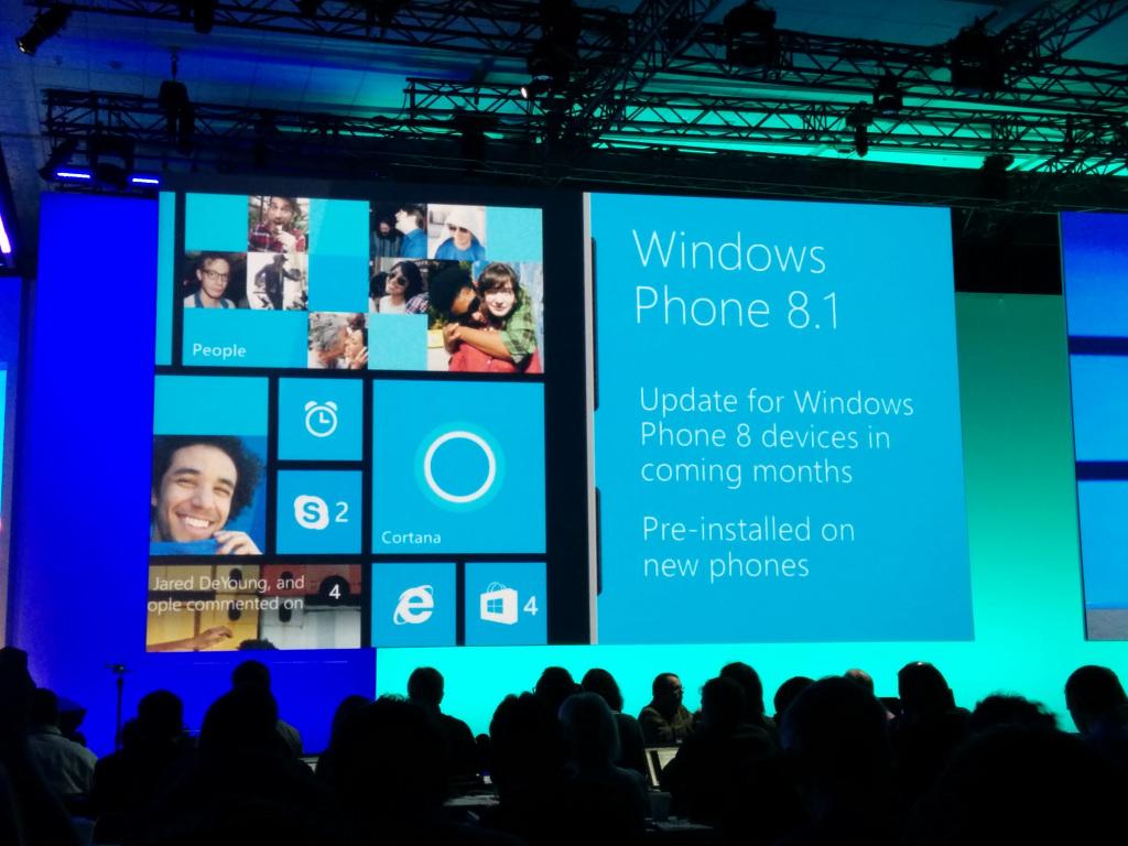 Características del nuevo Windows Phone 8.1