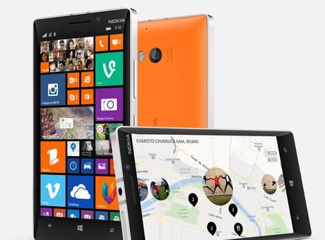 Nokia presenta el Lumia 930