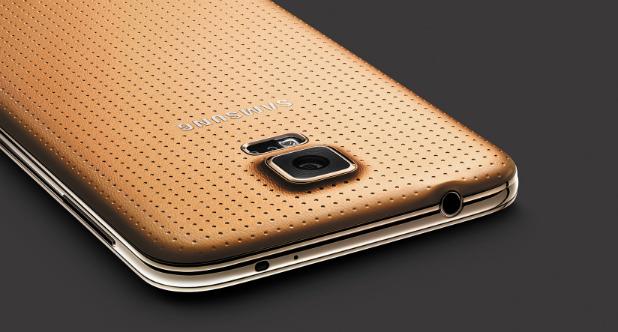Samsung Galaxy S5 Gold llega a España de la mano de Vodafone