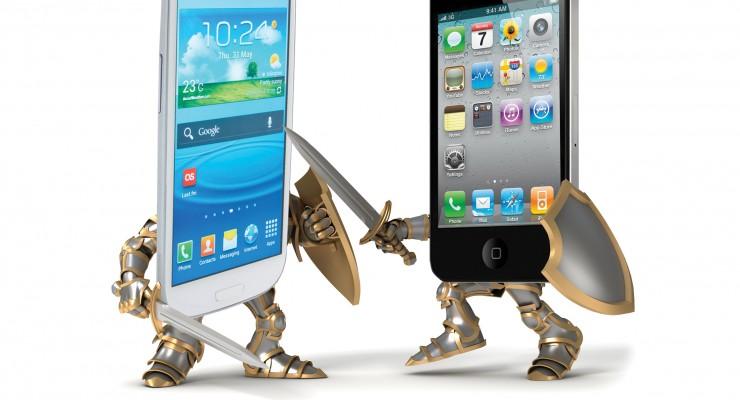 Samsung condenada a pagar 119,6 millones de dólares a Apple