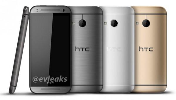 Aparecen las primeras imágenes del HTC One M8 Mini