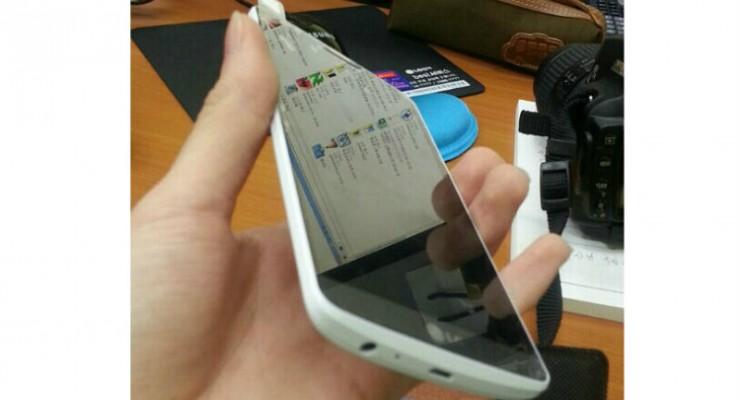 LG G3 filtrado antes de su presentación
