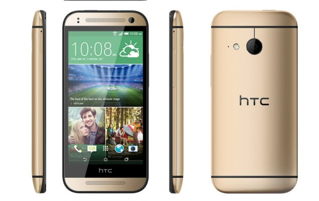 HTC presenta el One Mini 2