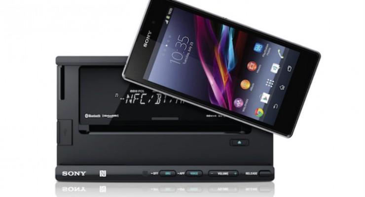 Sony XSP-N1BT controlará el centro multimedia de tu coche