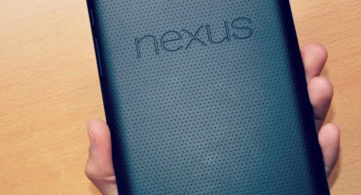 Android 4.4.3 para la Nexus 7 2012
