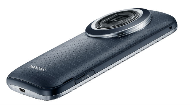 El Samsung Galaxy K Zoom llega a España por 499 euros