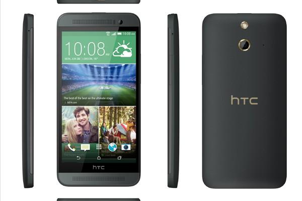 HTC presenta el HTC One E8