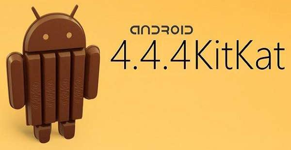 Ya empieza a estar disponible Android 4.4.4
