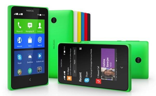 Microsoft presenta el Nokia X2